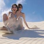 Cape Town Sand Boarding