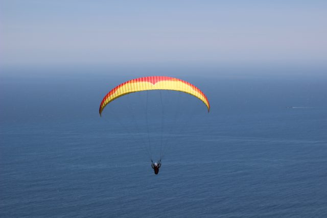 Paragliding Cape Town | Personal Account | Shark Zone Blog