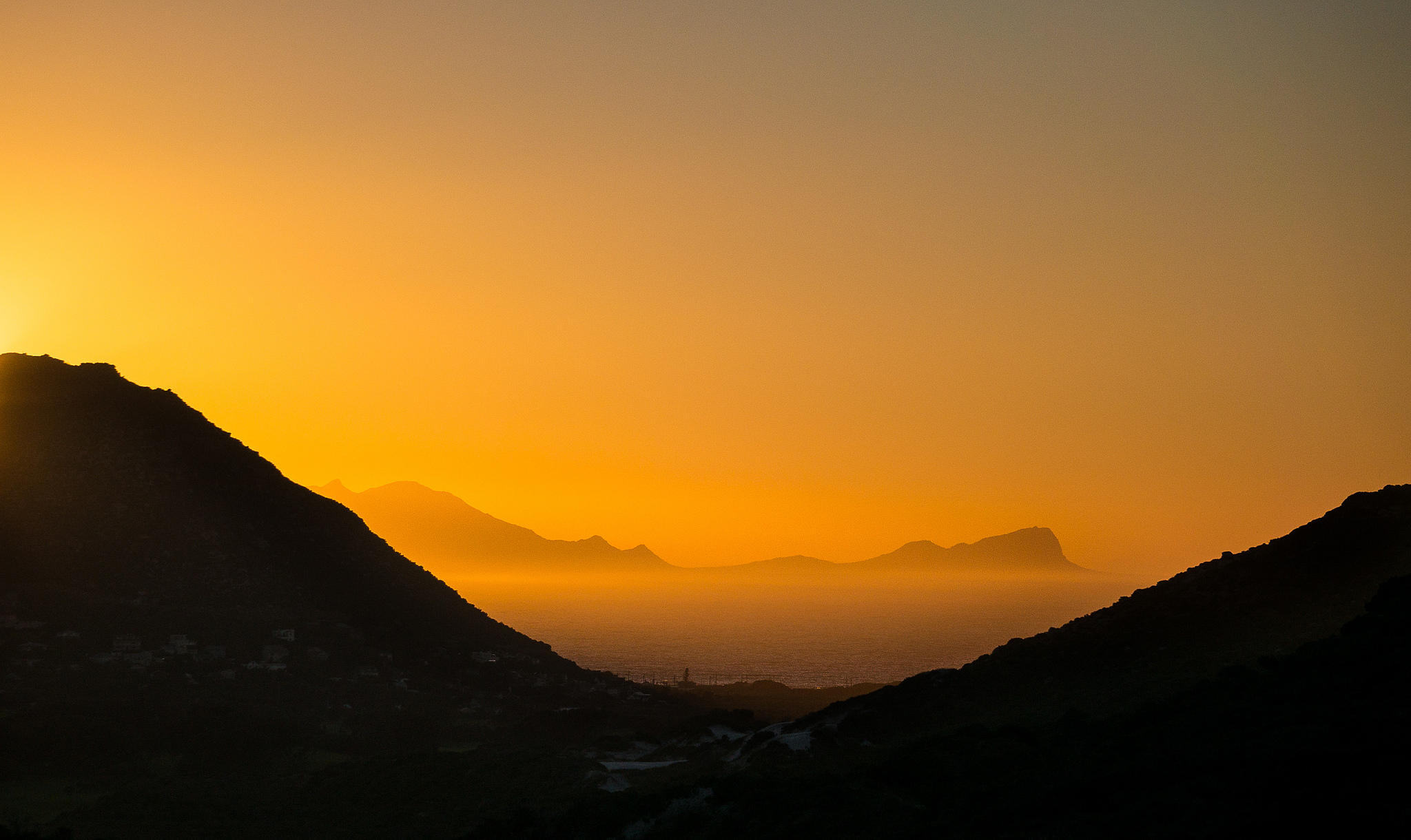 Where To Watch The Sunset In Cape Town