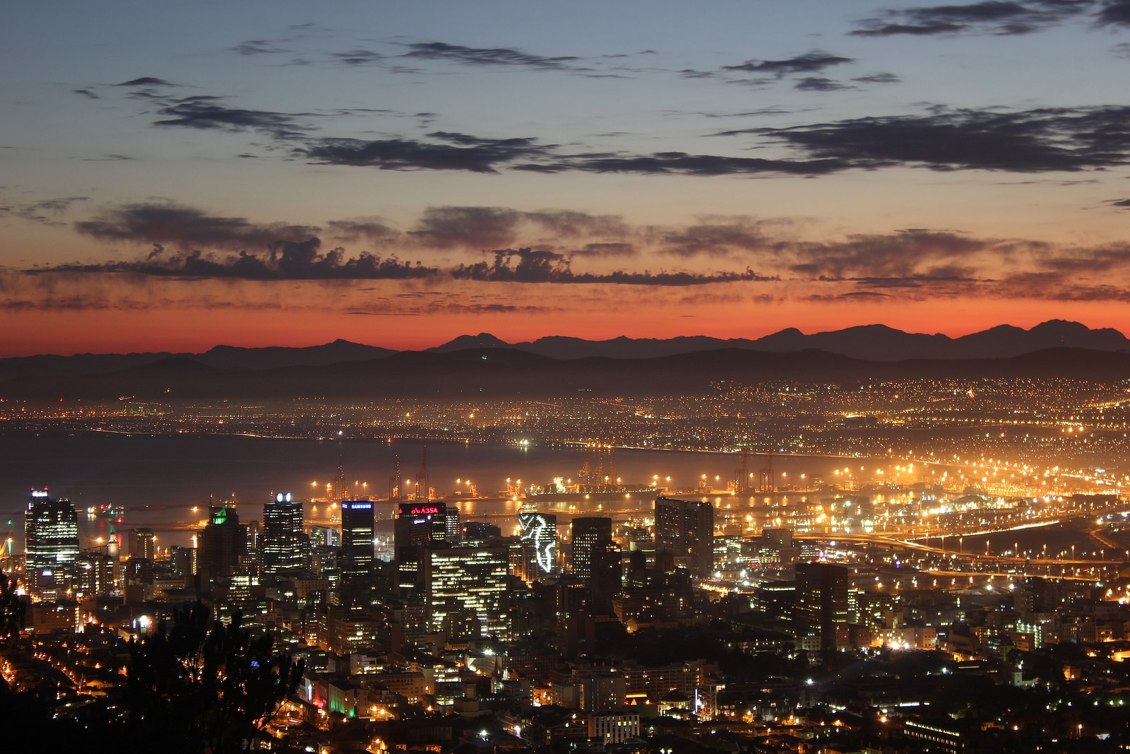 Sunsets Cape Town