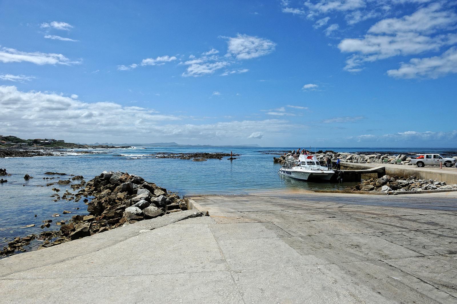 Kleinbaai Harbour