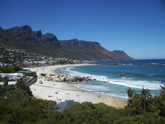 beaches in cape town