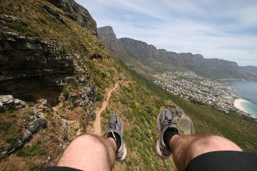 Cape Town Paraglide