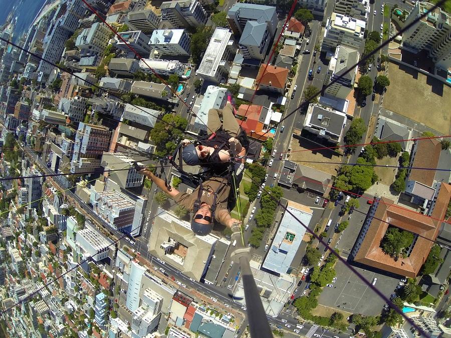 Paraglide Cape Town